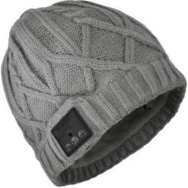 Case Cable Twist Knit Headphone Beanie