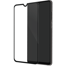 Full Coverage Tempered Glass Screen Protector for Huawei Mate 20, Black