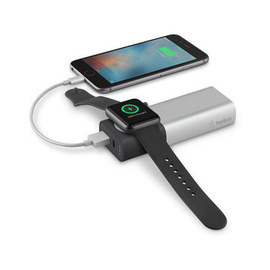 Power Pack 6700 mAh for Apple Watch + iPhone