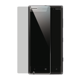 Premium Tempered Glass Screen Protector for Nokia Lumia 830, Transparent