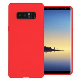 Coque Silicone rouge pour P30 Pro