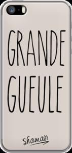 Case Coque ' Grande Gueule ' by Le Fabuleux Shaman