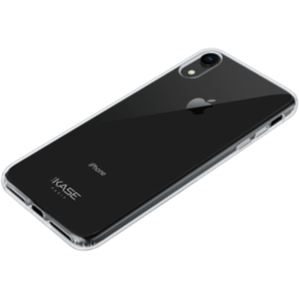 Invisible Hybrid Case for Apple iPhone XR, Transparent