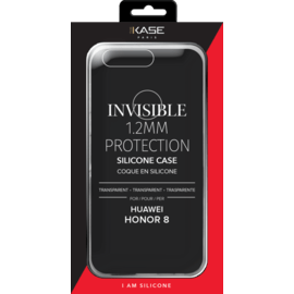 Invisible Slim Case for Huawei Honor 8 1.2mm, Transparent