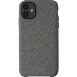 Fabric Case for Apple iPhone 11,  Gunnel Grey