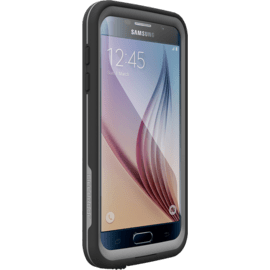 Lifeproof Fre Waterproof Case for Samsung Galaxy S7, Black