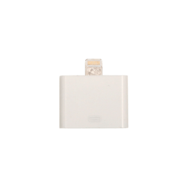 Case Lightning to 30-pin Adapter, White