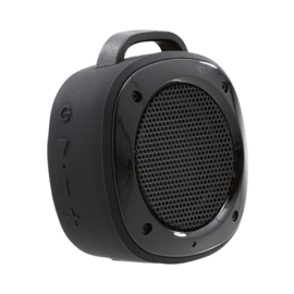 Airbeat-10 Portable Bluetooth speaker with speakerphone, Black