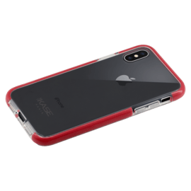Coque Sport Mesh pour Apple iPhone X/XS, Rouge ardent