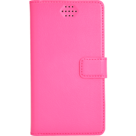 Case Universal flip case for Smartphone (up to 3.5 inch), Fandango Pink