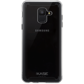 Invisible Hybrid Case for Samsung Galaxy A6 (2018), Transparent