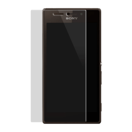 Premium Tempered Glass Screen Protector for Sony Xperia M2, Transparent