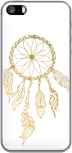 Case GOLD DREAMCATCHER by NIKA
