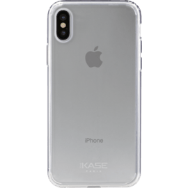 Case Invisible Hybrid Silicone Case for Apple iPhone X, Transparent