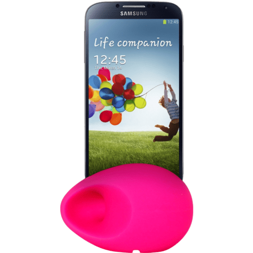 Case Egg Sound amplifier for S III & S IV, Pink
