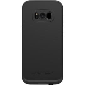 Lifeproof Fre Waterproof Case for Samsung Galaxy S8, Asphalt Black