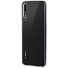 Invisible Slim Case for Huawei P20 1.2mm, Transparent