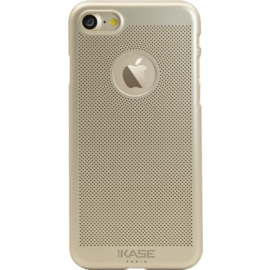 Case Coque Mesh pour Apple iPhone 7, Or