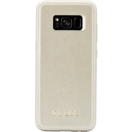 Guess Iridescent Hard Case for Samsung Galaxy S8, Gold