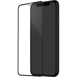 Curved Edge-to-Edge Tempered Glass Screen Protector for Apple iPhone XR, Black