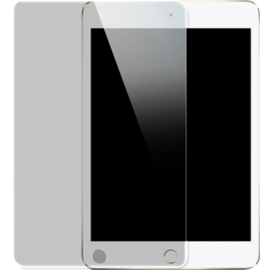 Premium Tempered Glass Screen Protector for Apple iPad mini 4/5th generation, Transparent
