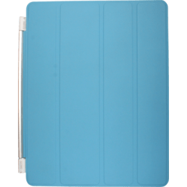 Case Smart Cover for Apple iPad 2/3/4, Blue