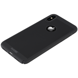 Mesh case for Apple iPhone X/XS, Black
