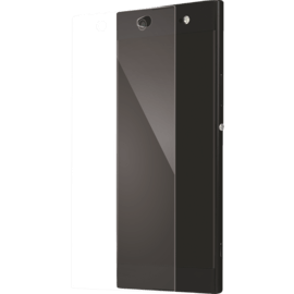Full Coverage Tempered Glass Screen Protector for Sony Xperia XA1 Ultra, Transparent