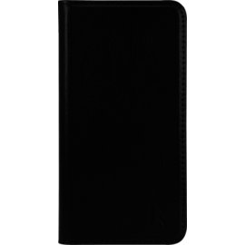 Case Flip case with credit card slots & stand for Samsung Galaxy A3 (2016), Black
