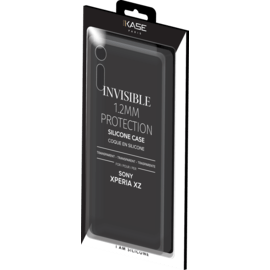 Invisible Slim Case for Sony Xperia XZ 1.2mm, Transparent