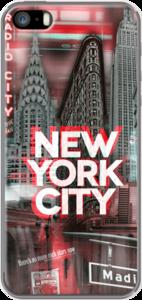 Case New York City II [red] by JAVIER MARTINEZ