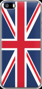 Case Drapeau Flag of United Kingdom by DAOSONHAI