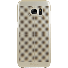 Case Mesh case for Samsung Galaxy S7 Edge, Gold