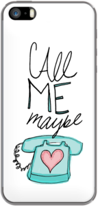 Case Call Me Maybe by Leah Flores