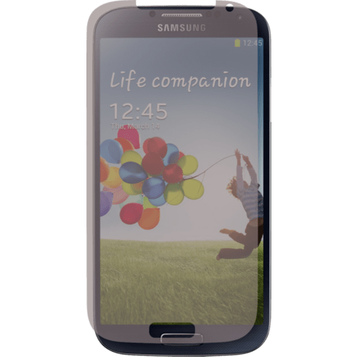 Case Screen protector for Samsung Galaxy S4, Matte