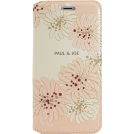 Case Paul & Joe Housse Flip Case pour Apple iPhone 7 Plus / 8 Plus, Chrysanthème