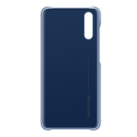 Color Case Deep Blue For Huawei P20