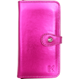 Case Wallet Case for Apple iPhone, Fuchsia
