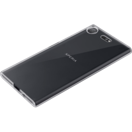 Coque Slim Invisible pour Sony Xperia XZ Premium 1.2mm, Transparent