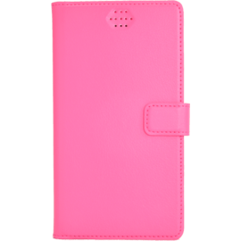 Case Universal flip case for Smartphone (up to 4.7 inch), Fandango Pink