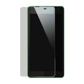 Premium Tempered Glass Screen Protector for Nokia Lumia 535, Transparent