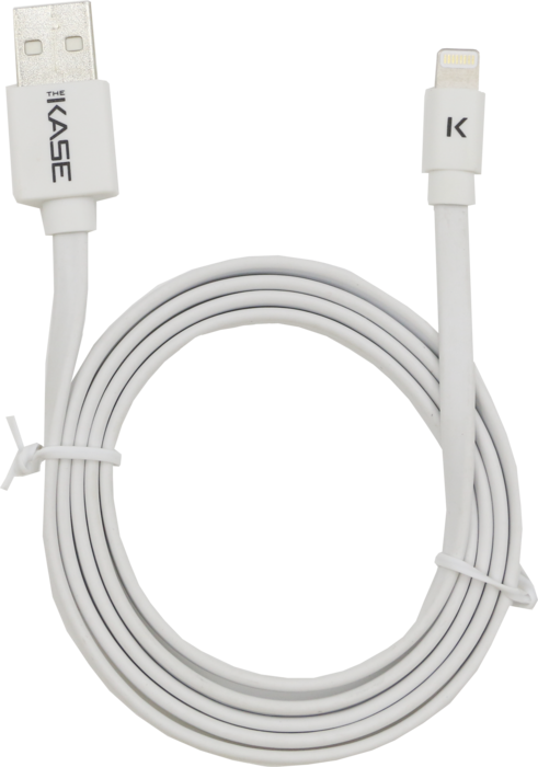 Case Apple MFi certified Lightning Charge/Sync Cable (1M) Bright White