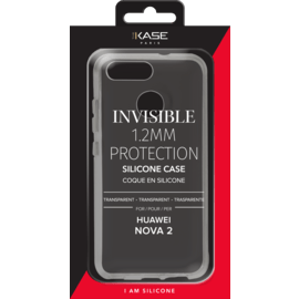 Invisible Slim Case for Huawei Nova 2 1.2mm, Transparent