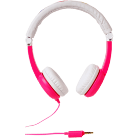 Case Travel Buddy Headphone for children, Pink
