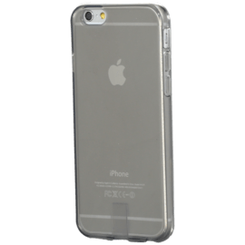 Case Silicone Case for Apple iPhone 6/6s, Transparent Grey
