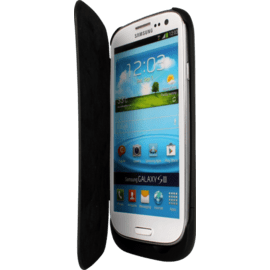 Power case external battery 2400mAh for Samsung Galaxy S3, Black