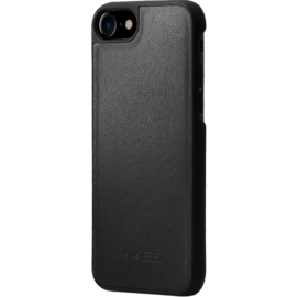 Magnetic Genuine Leather Case for Apple iPhone6/6s/7/8, Black