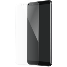 Full Coverage Tempered Glass Screen Protector for Huawei Honor 7X, Transparent