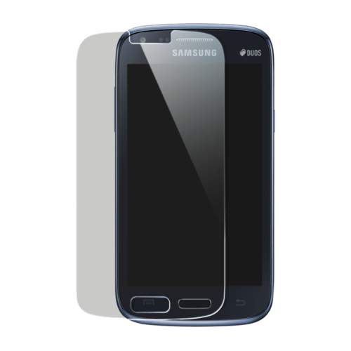 Case Tempered Glass Screen Protector for Samsung Galaxy Core i8260/i8262, Transparent
