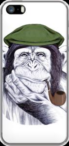 Case Wise Mr Chimp by Libby Watkins